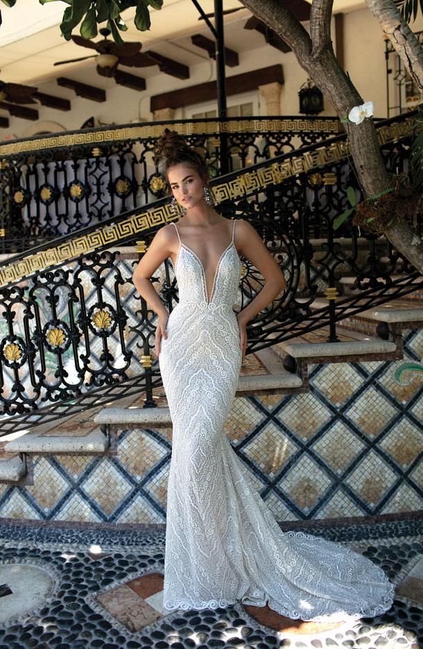 2711d3a60 Berta coleção Miami 2019 / Vestidos de Noiva / Detalhe de Notícia